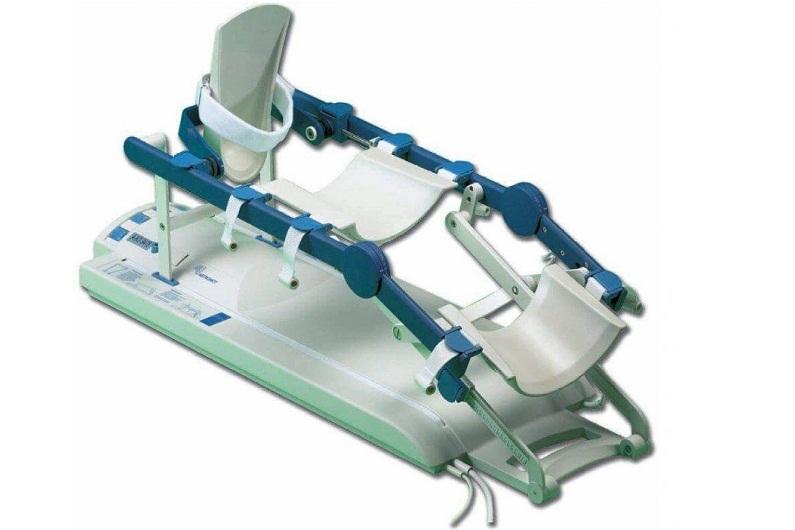 Szyna CPM Artromot – rehabilitacja stawu kolanowego lub biodrowego